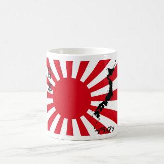 Flagge Kaffeetasse