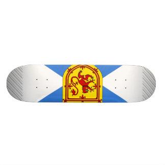 Flagge Kanadas Neuschottland Personalisierte Skatedecks
