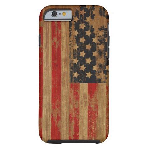 Flagge-Kasten Tough iPhone 6 Hülle