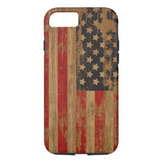 Flagge-Kasten iPhone 8/7 Hülle