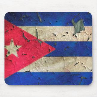 Flagge Kuba Mousepad
