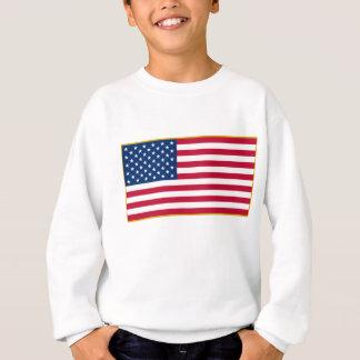 Flagge-kundengerechte Produkte Sweatshirt
