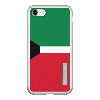 Flagge Kuwait silbernen iPhone Falles