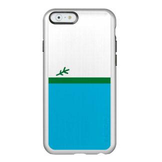 Flagge Labrador silbernen iPhone Falles Incipio Feather® Shine iPhone 6 Hülle
