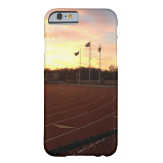 Flagge-Leichtathletik iPhone 6 Fall Barely There iPhone 6 Hülle
