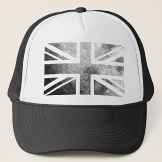 Flagge Mond-Gewerkschafts-Jack-Briten Truckerkappe