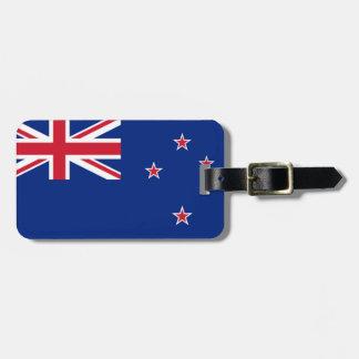 Flagge Neuseeland einfacher Identifikation Adress Schild