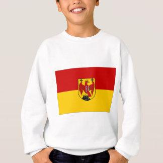 Flagge Österreichs Burgenland Sweatshirt