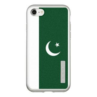 Flagge Pakistan silbernen iPhone Falles