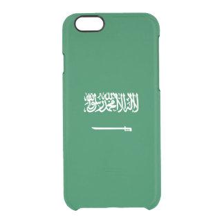 Flagge Saudi-Arabien klaren iPhone Falles Durchsichtige iPhone 6/6S Hülle