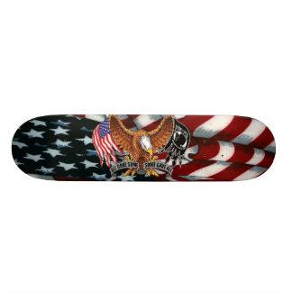 Flagge Skateboardbretter