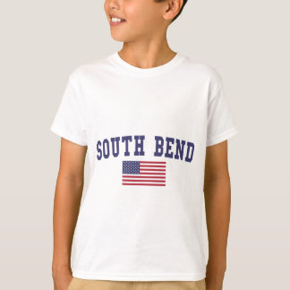 Flagge South Bend US T-Shirt