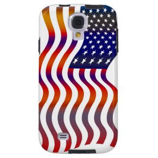 Flagge-Telefon-Kasten Galaxy S4 Hülle