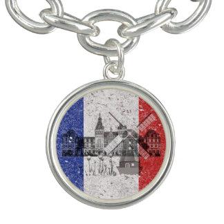 Flagge und Symbole der Niederlande ID151 Charm Armbänder