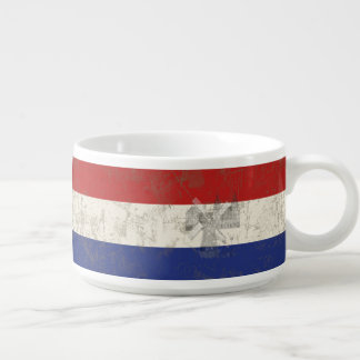 Flagge und Symbole der Niederlande ID151 Schüssel