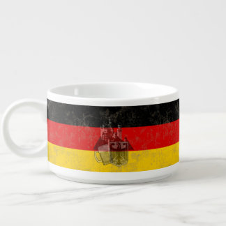 Flagge und Symbole von Deutschland ID152 Schüssel