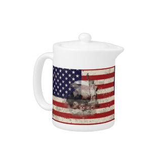 Flagge und Symbole von Vereinigten Staaten ID155