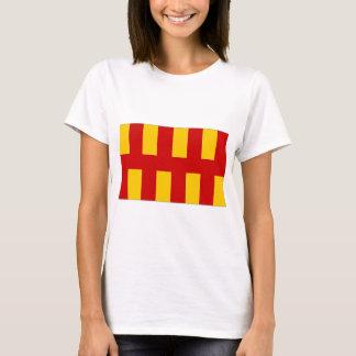 Flagge Vereinigten Königreichs Northumberland T-Shirt