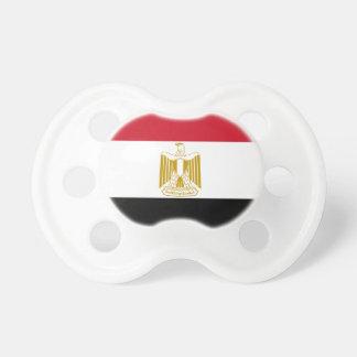 Flagge von Ägypten - علممصر - ägyptische Flagge Schnuller