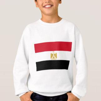 Flagge von Ägypten - علممصر - ägyptische Flagge Sweatshirt