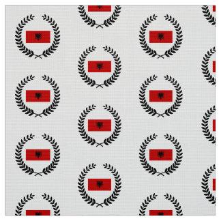Flagge von Albanien Stoff