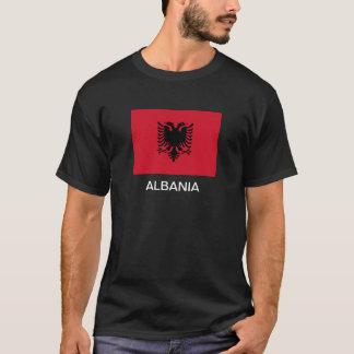 Flagge von Albanien T-Shirt