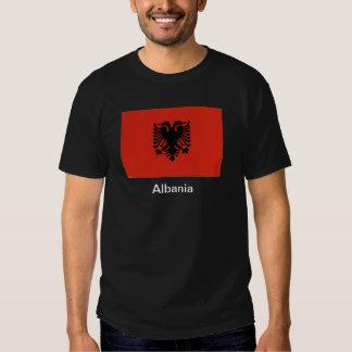 Flagge von Albanien T Shirts