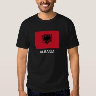 Flagge von Albanien Tshirt