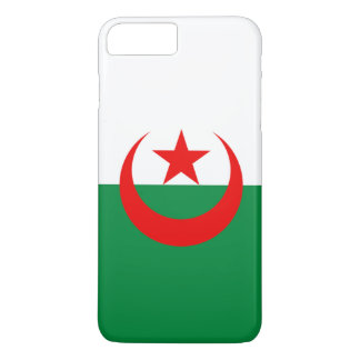 Flagge von Algerien iPhone 8 Plus/7 Plus Hülle