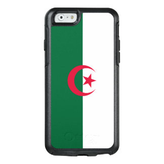 Flagge von Algerien OtterBox iPhone Fall OtterBox iPhone 6/6s Hülle