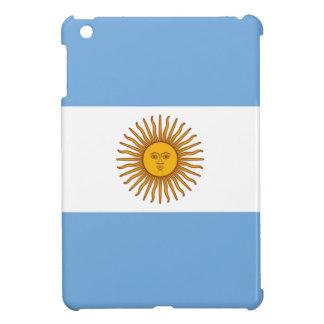 Flagge von Argentinien- - Banderade Argentinien iPad Mini Hülle