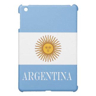 Flagge von Argentinien iPad Mini Hülle