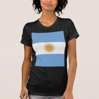 Flagge von Argentinien T-Shirt