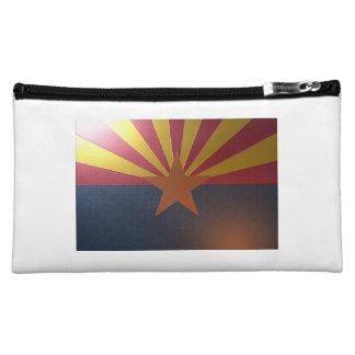 Flagge von Arizona Cosmetic Bag