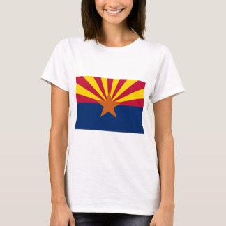 Flagge von Arizona T-Shirt