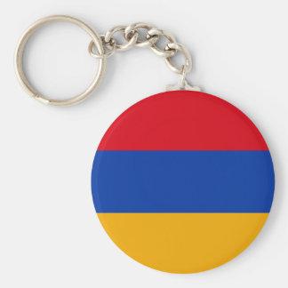 Flagge von Armenien - Yeraguyn Schlüsselanhänger