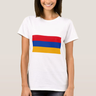 Flagge von Armenien - Yeraguyn T-Shirt