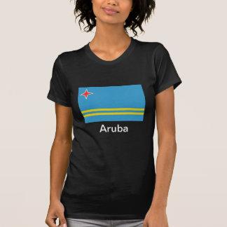 Flagge von Aruba T-Shirt
