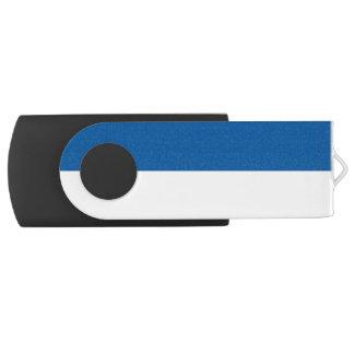Flagge von Assen USB Stick