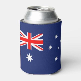 Flagge von Australien Dosenkühler
