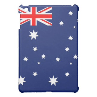 Flagge von Australien iPad Mini Hülle