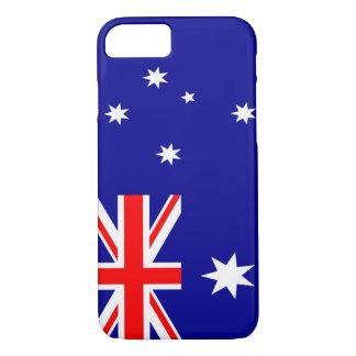 Flagge von Australien iPhone 8/7 Hülle