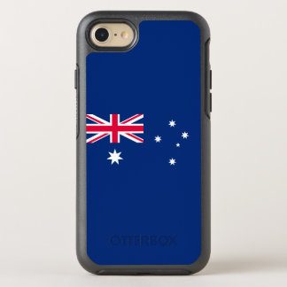 Flagge von Australien OtterBox iPhone Fall OtterBox Symmetry iPhone 8/7 Hülle