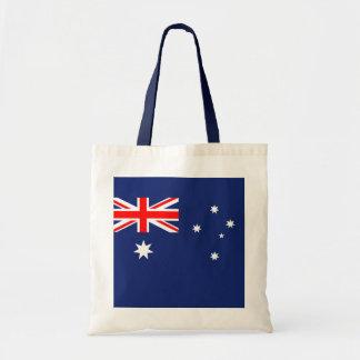 Flagge von Australien Tragetasche