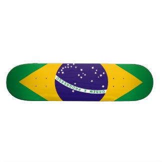 Flagge von Brasilien Personalisierte Skateboarddecks