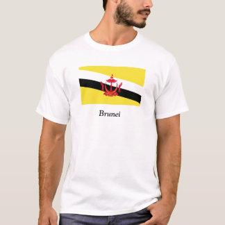 Flagge von Brunei T-Shirt