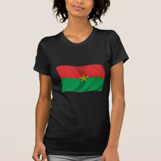Flagge von Burkina Faso T-Shirt