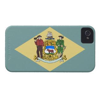 Flagge von Delaware iPhone 4 Case-Mate Hülle