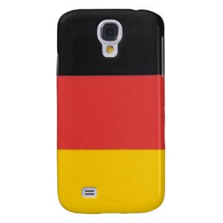 Flagge von Deutschland oder von Deutschland Galaxy S4 Hülle