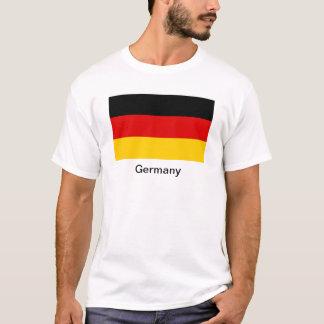 Flagge von Deutschland T-Shirt